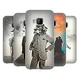 Photo de Head Case Designs Officiel Lacabezaenlasnubes Surréaliste Étui Coque D'Arrière Rigide pour HTC Téléphones 1 par Head Case Designs