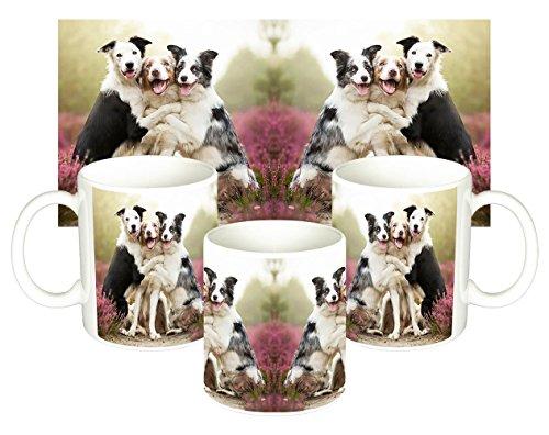 Border Collie B Tasse Mug