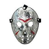 Maschera Halloween New Jason Vs Friday The 13th Horror Hockey Cosplay Costume Halloween Killer Masquerade Mask Maschera di Halloween @ D@B