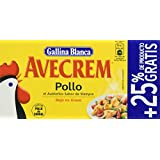 Gallina Blanca - Avecrem Caldo De Pollo 8 Pastillas - [Pack de 8]