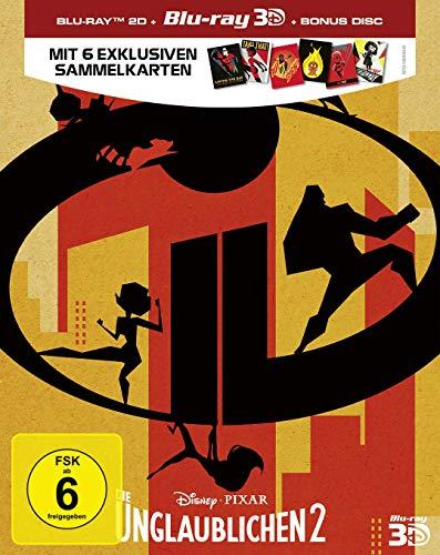 Die Unglaublichen 2 [3D Blu-ray]