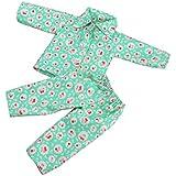 MagiDeal Poupée Pyjamas Vêtements Nuit Ensemble Décor Pour 18 pouce Poupées American Girl Dolls
