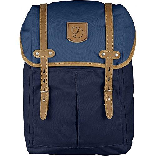 Fjällräven Unisex Rucksack No.21 navy blue/uncle blue