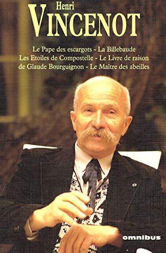 Les Livres de la Bourgogne par Henri Vincenot