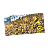 BVB 10551500 3D-Postkarte mit Südtribünenmotiv