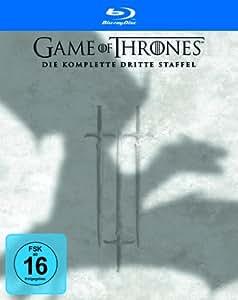 Game of Thrones: Die komplette dritte Staffel [Blu-ray]