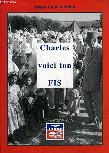 Charles, voici ton FIS par P Couleuvrier