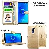 Blueenza Mobile phones covers For Alcatel 3X - Premium