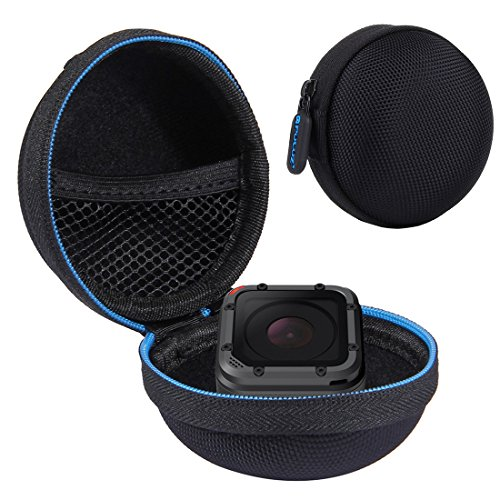 PULUZ Super Mini Storage Case Box for GoPro HERO4 Session(Black)