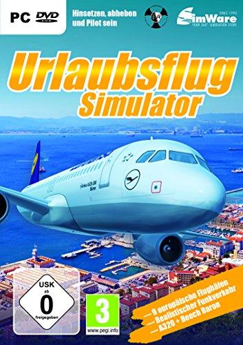Urlaubsflug Simulator - [PC]