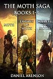 The Moth Saga: Books 1 - 3 (English Edition)
