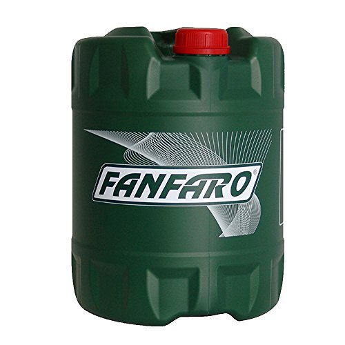 1 x 20L FANFARO GSX 15W-40 / Mineralisches Universal Motoröl