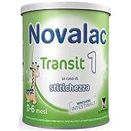 lait en poudre novalac as 1 en cas de constipation 0-6 mois 800 g