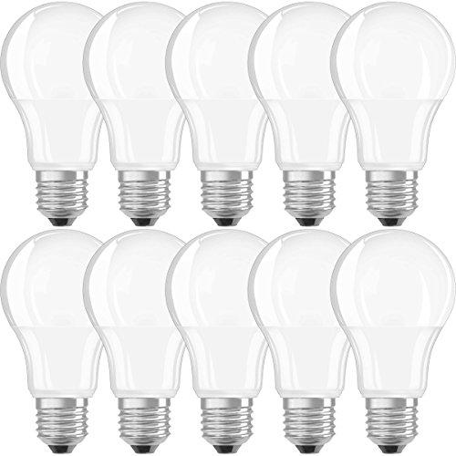 Neolux LED-Lampe | Sockel E27 |Warm White (2700 K) | ersetzt Glühlampen mit 40 W | 5,50 W | Matt | -