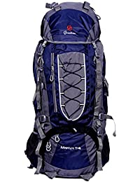a4b039764d46 Grandiose 75L Thread Model Hiking Backpack Rucksack Bags (GTB67503)