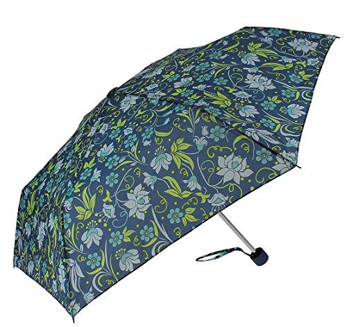 National Trust Parapluie pliant, bleu (Bleu) - NATT9737