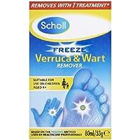 Scholl Verruca Wart & Freeze-Spray 80 ml preisvergleich bei billige-tabletten.eu