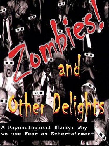 Zombies! e outras delícias: Une étude psychologique: Pourquoi nous utilisons Peur que Divertissement par Clayton Redfield MA Psych/CMHC