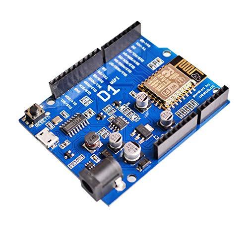 5 TEILE/LOS ESP一12E WeMos D1 WiFi uno basiert ESP8266 schild für arduino Kompatibel