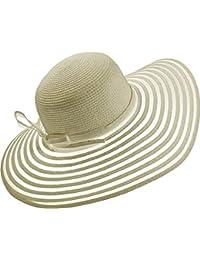 Extra Großer Strohhut für Damen in 4 Farben