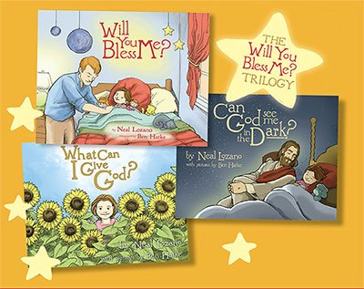 Will You Bless Me? Trilogy Gift Box Set