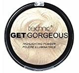 immagine prodotto TECHNIC GET GORGEOUS HIGHLIGHTER Shimmer Compact Highlighting Shimmering Powder by Technic