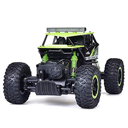 SXJ RC Auto, 2.4Ghz 4WD off Road di Controllo A Distanza dell'automobile, 1: 16 Due Motori A Distanza Camion di Controllo, con Batterie Ricaricabili, Monster Truck Hobby Giocattolo per I Bamb