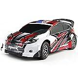 Mini RC Auto A949 Racing RC Auto RTR 4WD 2,4 Ghz Spielzeug Fernbedienung Auto 1:18 High Speed 50 Km/H Beste Geschenk Für Erwachsene und Kinder. ZHA-GOO,Red