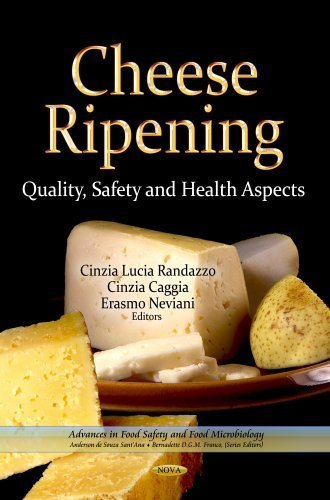 Cheese Ripening: Quality, Safety and Health Aspects (Advances in Food Safety and Food Microbiology) (2013-01-31) par unknown