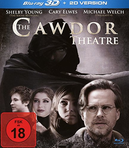 Alexandria White Pearl (The Cawdor Theatre  (inkl. 2D-Version) [3D Blu-ray])