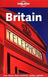 Lonely Planet Britain (Lonely Planet Great Britain) by David Else (2003-03-02)