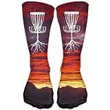 Bag shrots Disc Golf Tree Roots Best High Performance Athletic Running Casual Socks For Men & Women