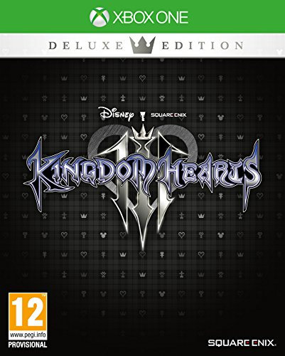 Kingdom Hearts 3 Deluxe Edition - Xbox One [Importación inglesa]