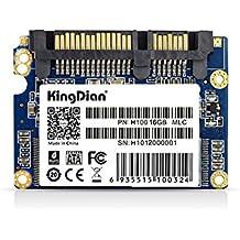 SunBow Halfslim mitad delgada SATII 8GB 16GB 32GB de 3 Gb / S SSD unidad de estado sólido para la máquina de juego de ordenador POS Publicidad Thin router del cliente (16GB)