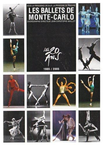 Les Ballets De Monte-Carlo 1985-2005 [4 DVDs] [UK (Lady Capulet Aus)