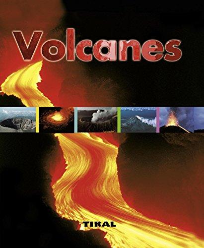 Volcanes (Enciclopedia Universal) por Frédéric Lécuyer