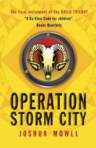 Operation Storm City by Joshua Mowll (2009-06-01)