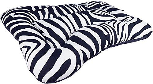 Camalaika Cama para Mascotas Zebra; Talla S