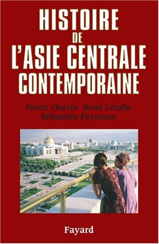Histoire de l'Asie centrale contemporaine