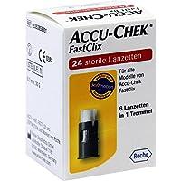 Preisvergleich für ACCU-CHEK ACCU CHEK FastClix Lanzetten - 24 St Lanzetten 07234971