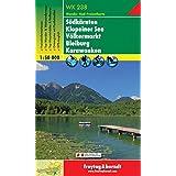Freytag Berndt Wanderkarten,WK 238, Südkärnten - Klopeiner See - Völkermarkt - Bleiburg - Karawanken - Maßstab 1:50.000 (freytag & berndt Wander-Rad-Freizeitkarten)