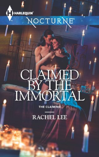Claimed by the Immortal (The Claiming Book 4) (English Edition)
