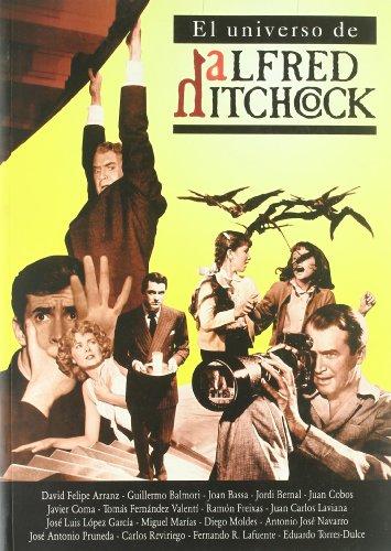 Portada del libro Universo De Alfred Hitchcock,El