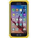 CAT Caterpillar Active Urban Clip-On Schutzhülle Case Cover für Samsung Galaxy S6 - Gelb