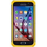 CAT Caterpillar Active Urban clip-on funda para Samsung Galaxy S6 - amarillo