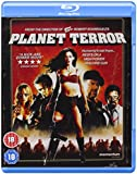 Planet Terror [Blu-ray] [Import anglais]