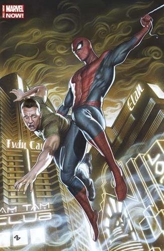 Spider-man 2014