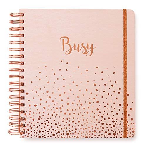 2020 Tagesplaner mit 12 Monaten, Tageskalender: Tri-Coastal Design Planer mit Monats-, Wochen- und Tagesansicht, persönliches Planer-Notizbuch für Arbeit oder Zuhause