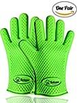 Paire de gants de cuisine anti chaleu...