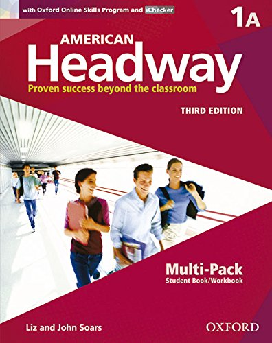 American Headway 1. Multipack A 3rd Edition (American Headway Third Edition)